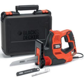 Sierra Saw 500W Black and Decker