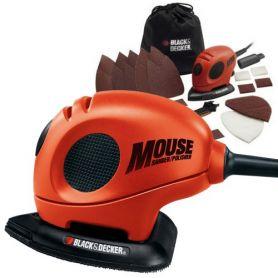 mouse black and decker sander