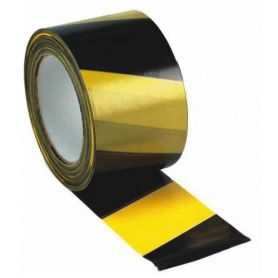 Yellow tape señalizacion