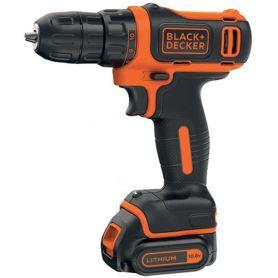 10.8 v screwdriver drill BLACK DECKER