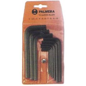 8 - piece allen wrench Bahco