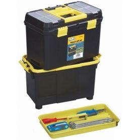 Trolley 585x270x455mm box Mercatools