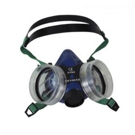 Bucconasal double filter mask Masper Personna model 9200