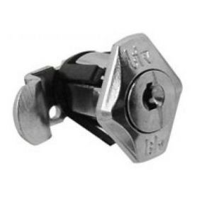 Moncayo mailbox lock chrome model 60406 BTV