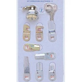 No. 2 kit blister golden locks 7 tabs BTV