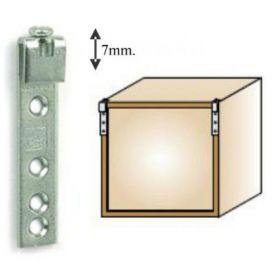 7mm adjustable hanger closet Cufesan