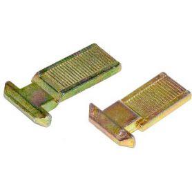 Fastener tab 22x20mm 6818 Micel