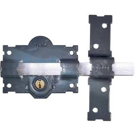 101-L BOLT 70MM PAINTED SAME KEY LOCK