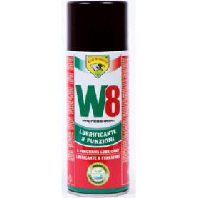 8 functions W8 lubricant 400ml