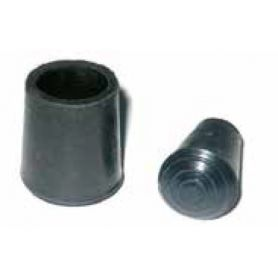 Outer rubber tip GM-25 black Sysfix