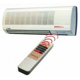 "Electric wall heater ""CAMPO WEATHER"" Mercatools"
