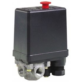 Monofasico pressure switch with 4-way valve cevik