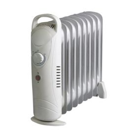 Mini-oil radiator 9 elements 900w gsc