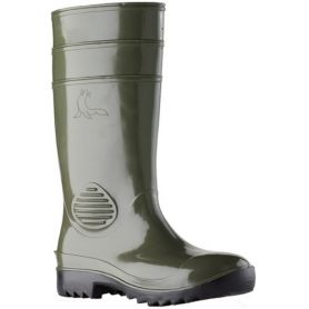 High seal with olive boot toe and metal template t40 MAVINSA