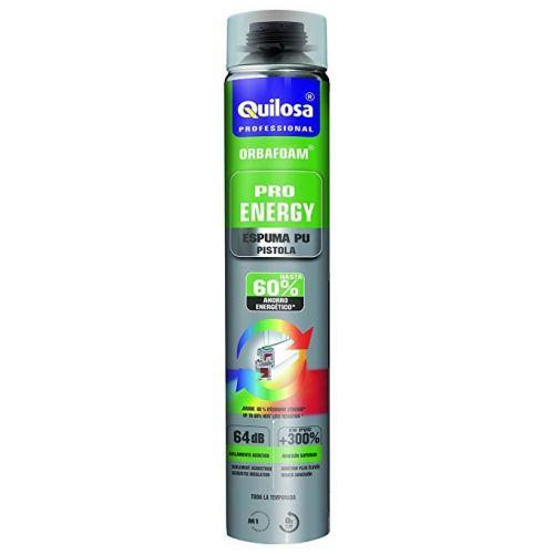 Polyurethane foam Quilosa PRO Orbafoam Energy Pistol