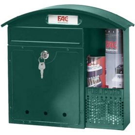 Buzon atlantico-combi green fac