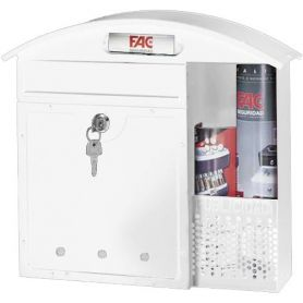 Buzon atlantico-combi white fac