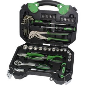 Toolbox with glasses and pliers 54 Mader pzas