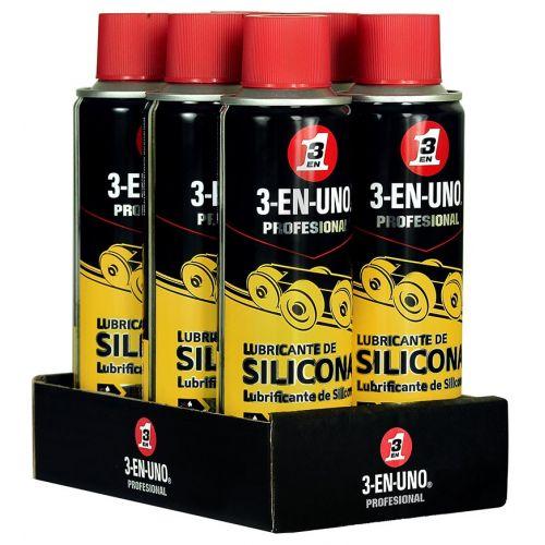 Silicone Lubricant 3 en 1 Spray