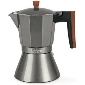 buon caffe induction italian coffee 12 cups lifestyle
