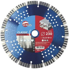 Diamond disc 230mm samurai works leman