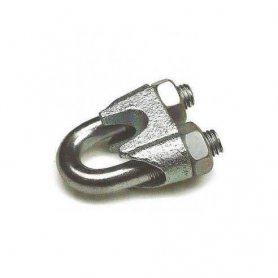 Cable tie 741 DIN Galvanized 3mm box 200 units Damesa