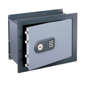 recessed electronic safe 103-E Fac