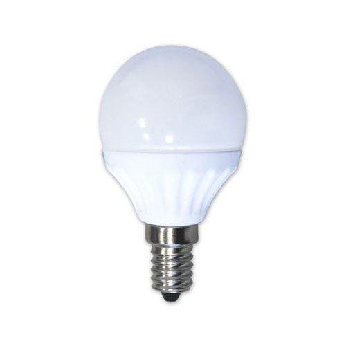 GSC E14 6W Libertine Led Evolution lamp Spherical 3000K QCtrshd