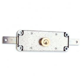 door central locking louver 182 aga