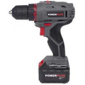 Drill screwdriver 18v li-ion powerplus