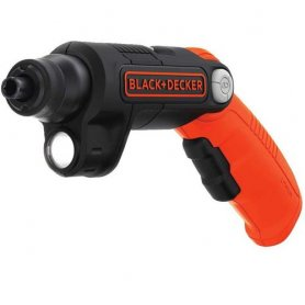 3.6V with pivoting head screwdriver BDCSFL20C Black and Decker