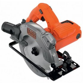 Circular saw with laser guide 1250W 66mm CS1250L Black and Decker