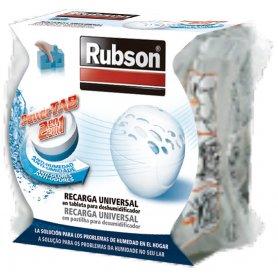 Rubson recharge compact dehumidifier 300 grams henkel