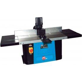 Stationary milling machine Leman 40mm 1500W LOTDE040