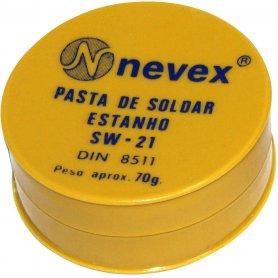 Paste solder 70grs Mader
