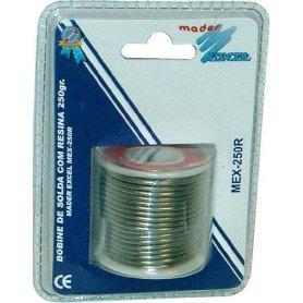 Tin thread w / resin 70/30 welding 2mm 2mm 250g Mader