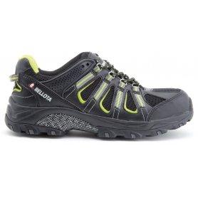 Trail shoe black size 40 bellota