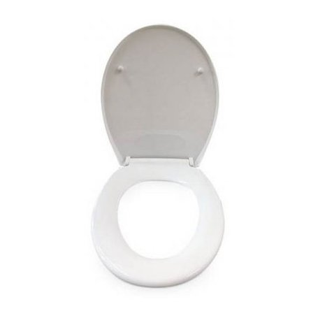 universal toilet lid pp white progressive closure gsc