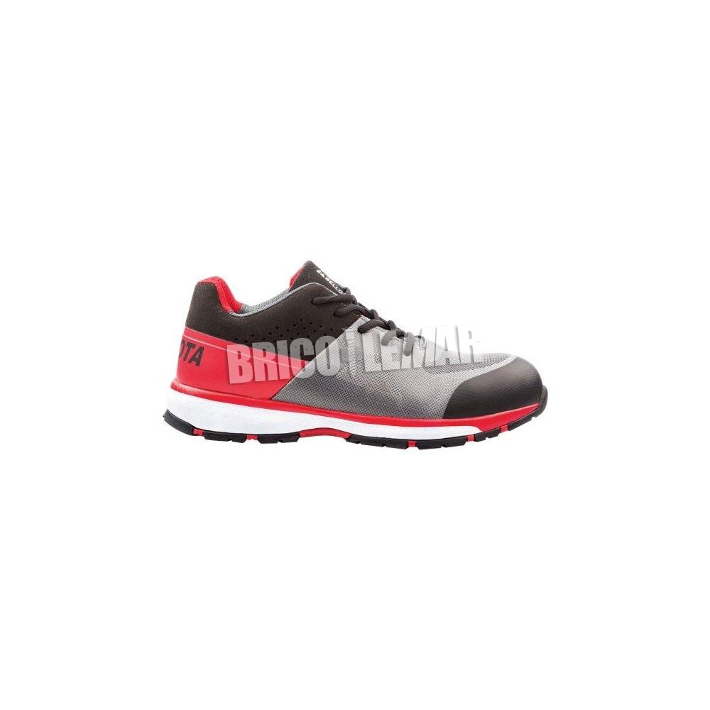 Buy Running black safety shoe size 44