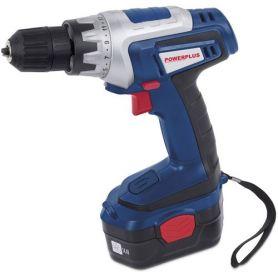 Cordless drill screwdriver
