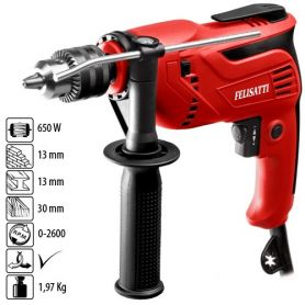 Hammer drill Felisatti 650W Manual