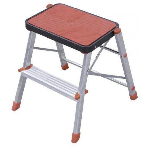Tremendous Aluminum Folding Stool 2 Steps Persum Machost Co Dining Chair Design Ideas Machostcouk