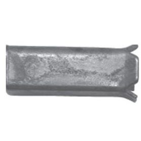 Cuadradillo reducer 8 to 6mm zinc plated Micel