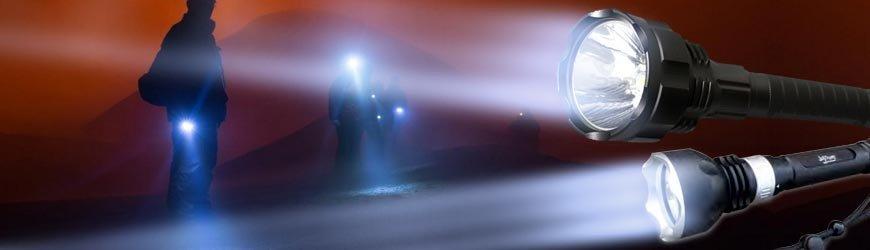 Flashlights online shop