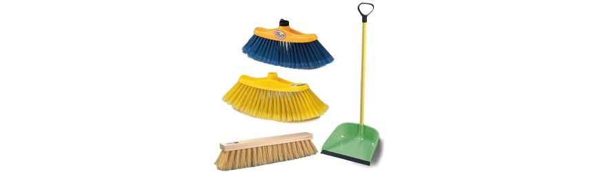 Brooms, Dustpans And Brushes online shop