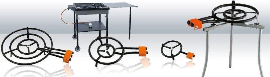 Gas Paelleros online shop