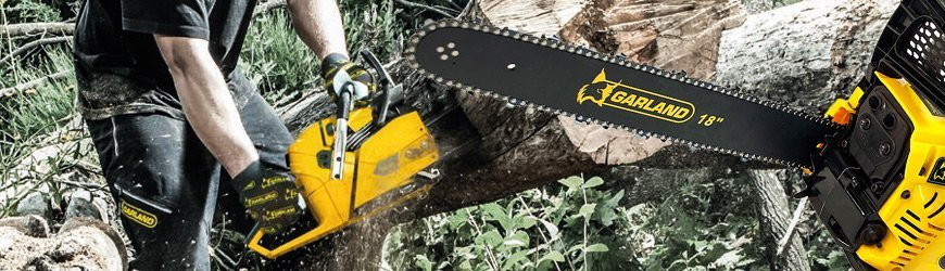 Chainsaws online shop