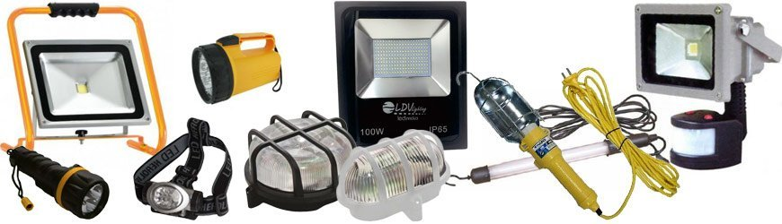 Outdoor And Portable Lighting online shop