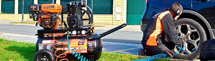 Gasoline-powered Compressors online shop